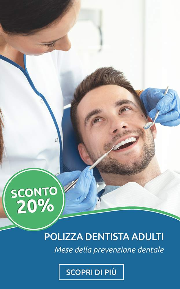 Promo dentista Adulti